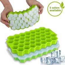Полостей льда кубик лоток соты формы пищевого класса гибкие