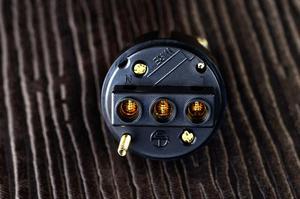 Image 4 - Геркулес ЕС, Hi Fi, ЕС, шнур питания переменного тока, разъем адаптера, 24 к, позолоченный женский разъем питания, усилитель 15а разъем