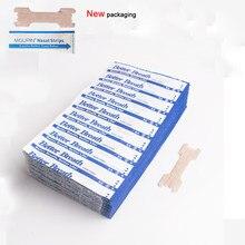 200 tiras nasais dos pces anti ronco melhor respiração ervas médicas chinesas para a boa solução de ronco do sono