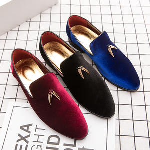 Loafers Flats Shoes Man Luxury-Shoes Men's Fashion Casual Moccasins Driving Party S-2