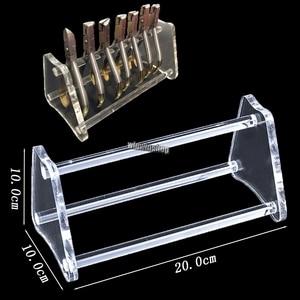 Image 1 - חדש שיניים אקריליק Stand מחזיק עבור אורתודונטי צבת מלקחיים מספריים