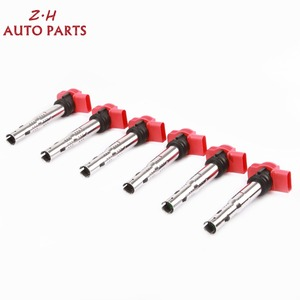 NEW 6Pcs Red Ignition Systems