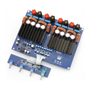 Image 5 - Tas5630 2.1 High Power Digital Power Amplifiers Board Hifi Class D Audio Opa1632 600W + 2 x 300W Dc48V