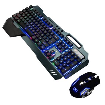 K680 Gaming keyboard and Mouse Wireless keyboard And Mouse Set LED Keyboard And Mouse Kit Combos ingersoll i02002