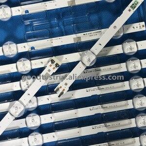 """Image 1 - 5 комплектов = 40 шт. светодиодный фонарь с подсветкой 7 ламп для Sam sung 43 """"TV 2015 SVS43 FCOM FHD DOE B UA43J51SW UN43J5000 CY JJ043BGAV1H Un43j5200"""