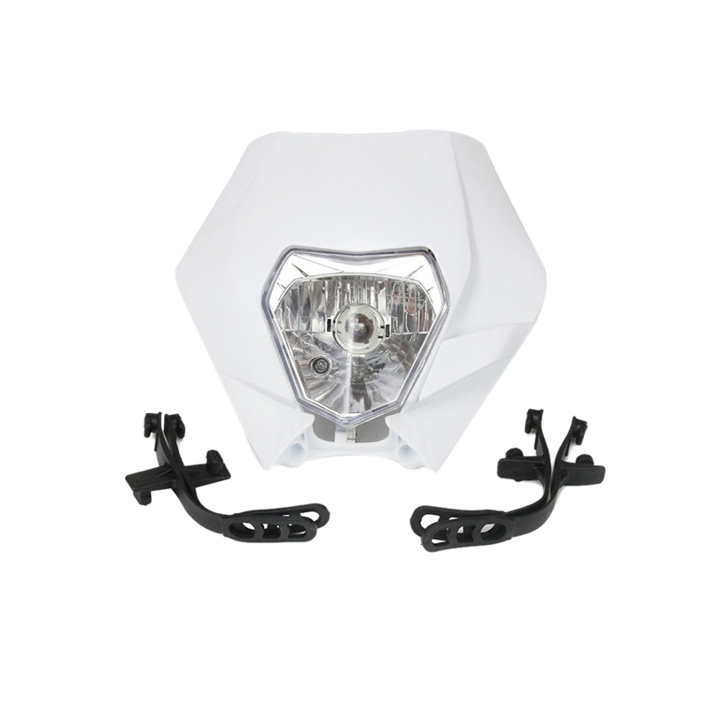 Motorcycle Head Light Lamp Headlights Head Light Lamp