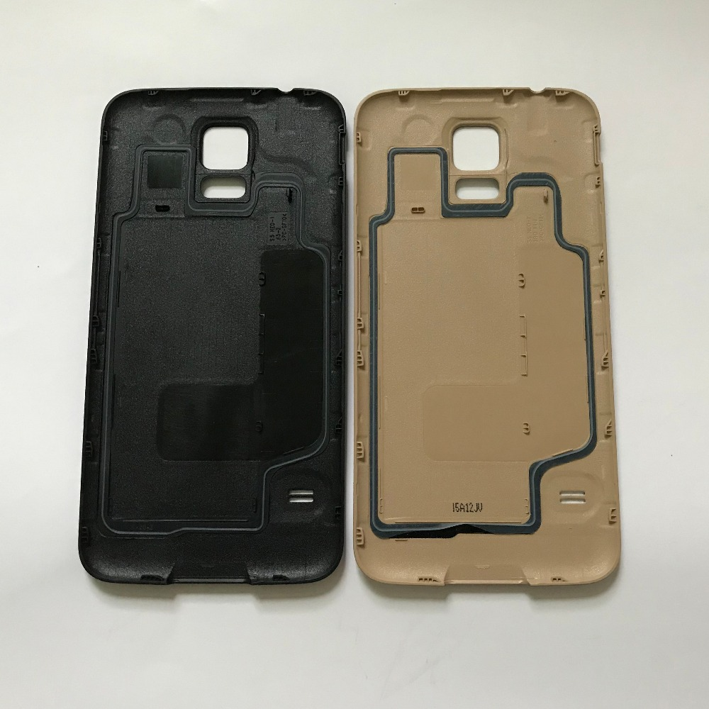For Samsung Galaxy S5 Neo G903 G903F G903W Original Mobile Phone Case Back Cover Housing Rear Battery Door