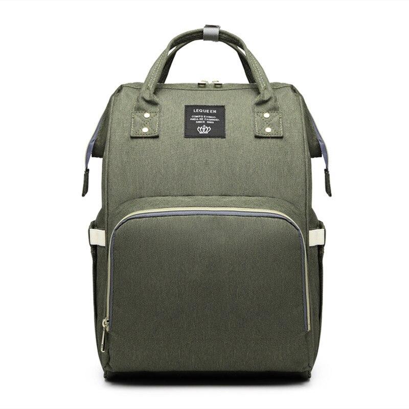 27x21x40cm-ArmyGreen