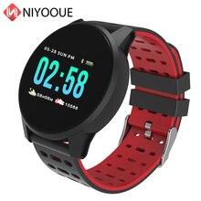 IP68 עמיד למים X2 בתוספת ספורט צמידי Bluetooth חכם שעון מחובר לחץ דם קצב לב צג SmartWatch