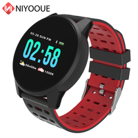 IP68 للماء X2 زائد الرياضة أساور بلوتوث ساعة ذكية متصلة ضغط الدم مراقب معدل ضربات القلب SmartWatch|الساعات الذكية|الأجهزة الإلكترونية الاستهلاكية -