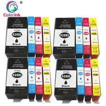 ColorInk 920XL 920 XL HP 920 ink cartridge for HP 920XL for HP Officejet 6000 6500 6500A 7000 7500 7500A printer cartridges 920 original printhead for hp 920 print head for hp 6000 7000 6500 6500a 7500 7500a printer head