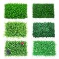 Искусственные растения настенный светильник газон 40x60cm пластиковый искусственный газон для дома и сада магазин торговый центр украшения д...