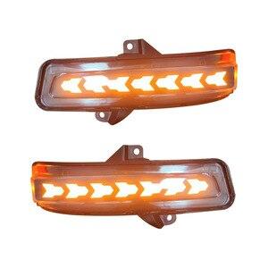 Image 5 - 스즈키 짐니 2019 2020 다이나믹 LED 턴 시그널 라이트 사이드 윙 백미러 순차 깜빡이 램프 2 개