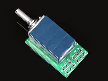 Potenciómetros de tetralogy, eje redondo con PCB 10K 20K, Japón ALPS, control...