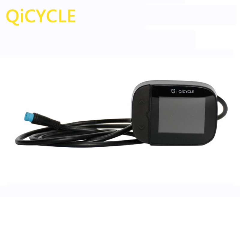 QICYCLE EF1 Xiaomi Mijia Riding EF1 Electric Power Bicycle Computer Display Speedometer Code Table Original Accessories LCD