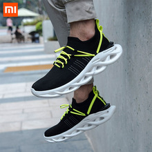 Xiaomi HYBER Arc Damping Woven Jogging Shoes Men's Running Shoes Comfortable Sports Walking Outdoor Cushioning Sneakers li ning brand new arrival arc element lifestyle series women s cushioning running sports shoes for female arhk064 xyp105