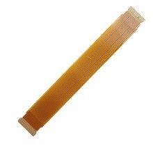 Novo 18 pinos cabo flexível para sony MDX M690 CDX M670 CDX M730 CDM M770 flexi pcb reparação fita face fix reparo fio