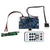 HDMI USB WIFI LCD Controller Driver Board For B116XW02 V0 B140XTT01.0B140XW01 1366X768 WIFI Screen Projection