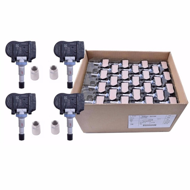 4 X TPMS For 2015-2022 Hyundai ELANTRA 2019 I30 FASTBACK KIA OPTIMA NIRO Tire Pressure Monitor SENSOR 52933-D4100 52933-F2000