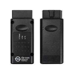 Image 4 - OPCOM con PIC18F458 FTDI Chip V1.70 V1.78 V1.95 V1.99 OBD2 CAN BUS lettore di codice strumenti automatici per Opel OPCOM aggiornamento diagnostico per Auto