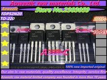 Aoweziic 2019 + 100% nuevo importado original FDP52N20 52N20 TO 220 FET 52A 200V