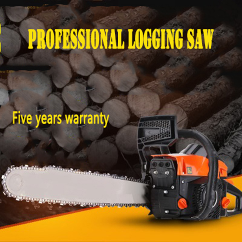 5KW Portable DIY Woodworking Power Tool Set Chainsaw Chain Upgrade Multi-function 18 20CM Angle Grinder Into A Chain Saw
