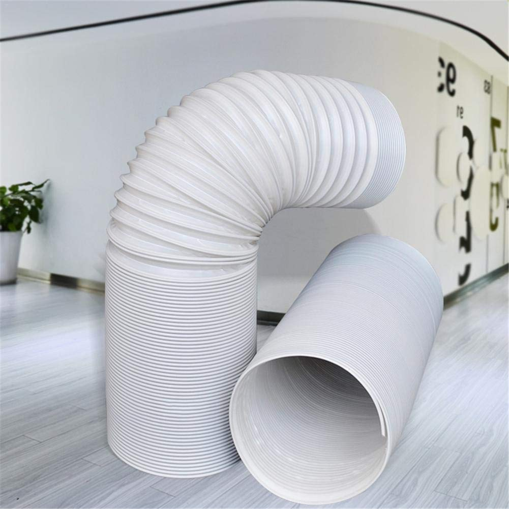 Air Conditioner Exhaust Hose Extension Window Adapter Long Counterclockwise - Portable Air Conditioner Exhaust Pi Dropshipping