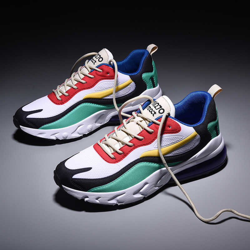 2020 New Brand Air Running Shoes For Men Sports Sneakers ...