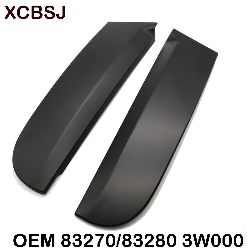 Genuine OEM Kia Chrome Rear C Pillar Garnish for 2011-2015 Sportage LH /& RH