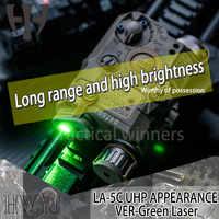 Elemento Softair Arma Peq Tactical Laser Verde UN PEQ-15/LA-5C UHP Torcia Elettrica Con Verde IR LED PEQ15 Surfire Luce