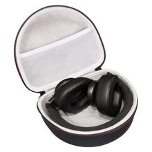 Słuchawki twardy futerał do JBL JBL na żywo 500BT słuchawki Box futerał przenośny pojemnik do przechowywania pokrywa dla JBL Live500BT słuchawki tanie tanio ZOPRORE Torby 195*145*80mm Case for JBL LIVE 500BT Headphone Black 160g 19092801