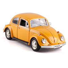 Ant 1:32 Diecast Toy Car model car kids toys Classic Beetle Alloy Model Sports Volkswagen Children Toys