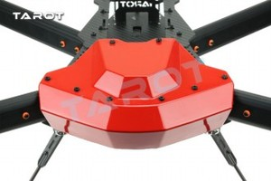 "Image 3 - טארוט RC מציצן אני Drone 750mm FPV Quadcopter מסגרת 4 ציר מל""ט פנטום UFO עם מדחף מנוע ESC כוח מפיץ TL750S1"