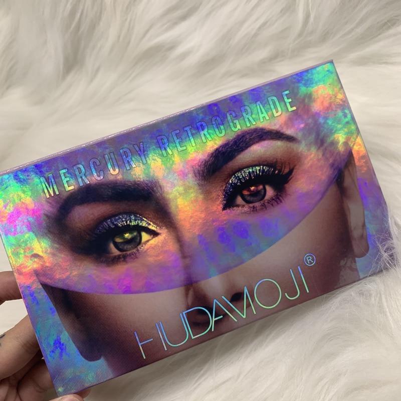 18 Colors Matte Pearlescent Eyeshadow Palette Waterproof Eyeshadow Glitter Eye Shadow Shimmer Eye Makeup Cosmetics TSLM2