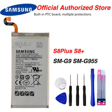 Original Samsung High Quality EB-BG955ABE Battery For Samsung GALAXY S8+ G9550 GALAXY S8 Plus S8Plus SM-G9 SM-G955 3500mAh смартфон samsung galaxy s8 sm g950f 64gb жёлтый топаз