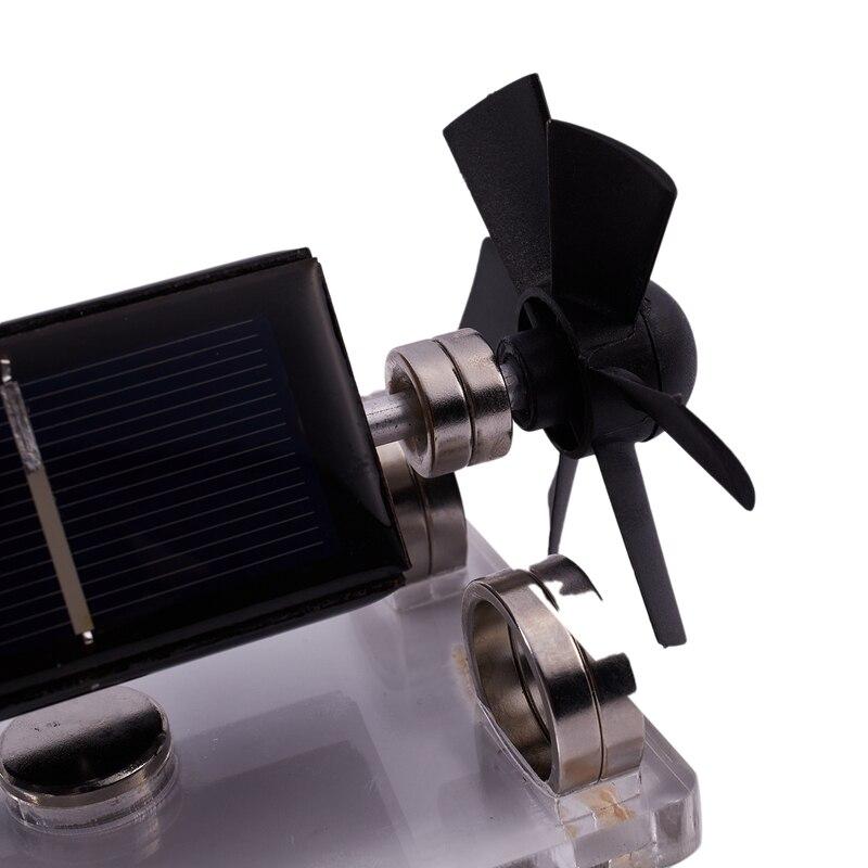 Modelo de levitação netic solar varejo levitando