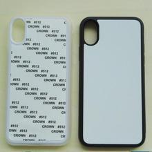 10pcs Sublimation Phone Case For iPhone