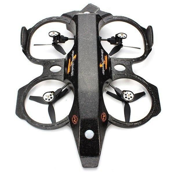 giroscópio 2.4g 4ch rc quadcopter rtf mar