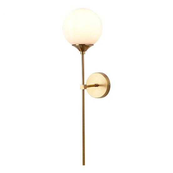 Işıklar ve Aydınlatma'ten LED İç Mekan Duvar Lambaları'de Post modern duvar lambası banyo ışık aynası farlar kapalı oturma odası dekorasyon lambaları ışık lüks yatak odası aydınlatması title=