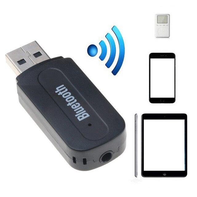 Universal USB Auto Bluetooth AUX audio Empfänger für volkswagen golf 4 ford focus 3 toyota auris seat exeo bmw e46 audi A1 A2