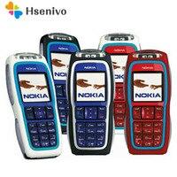 Горячая Распродажа 3220 мобильный телефон 100% Оригинал Nokia 3220 разблокированный GSM900/1800/1900 дешевый мобильный телефон Бесплатная доставка