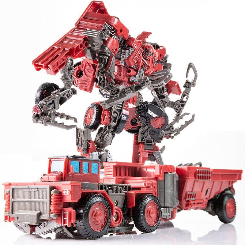 AOYI новый робот-трансформер игрушки G1 Опустошитель DD01 DD-01SS фигурка модель автомобиля Танк коллекция деформационные игрушки H6001-8