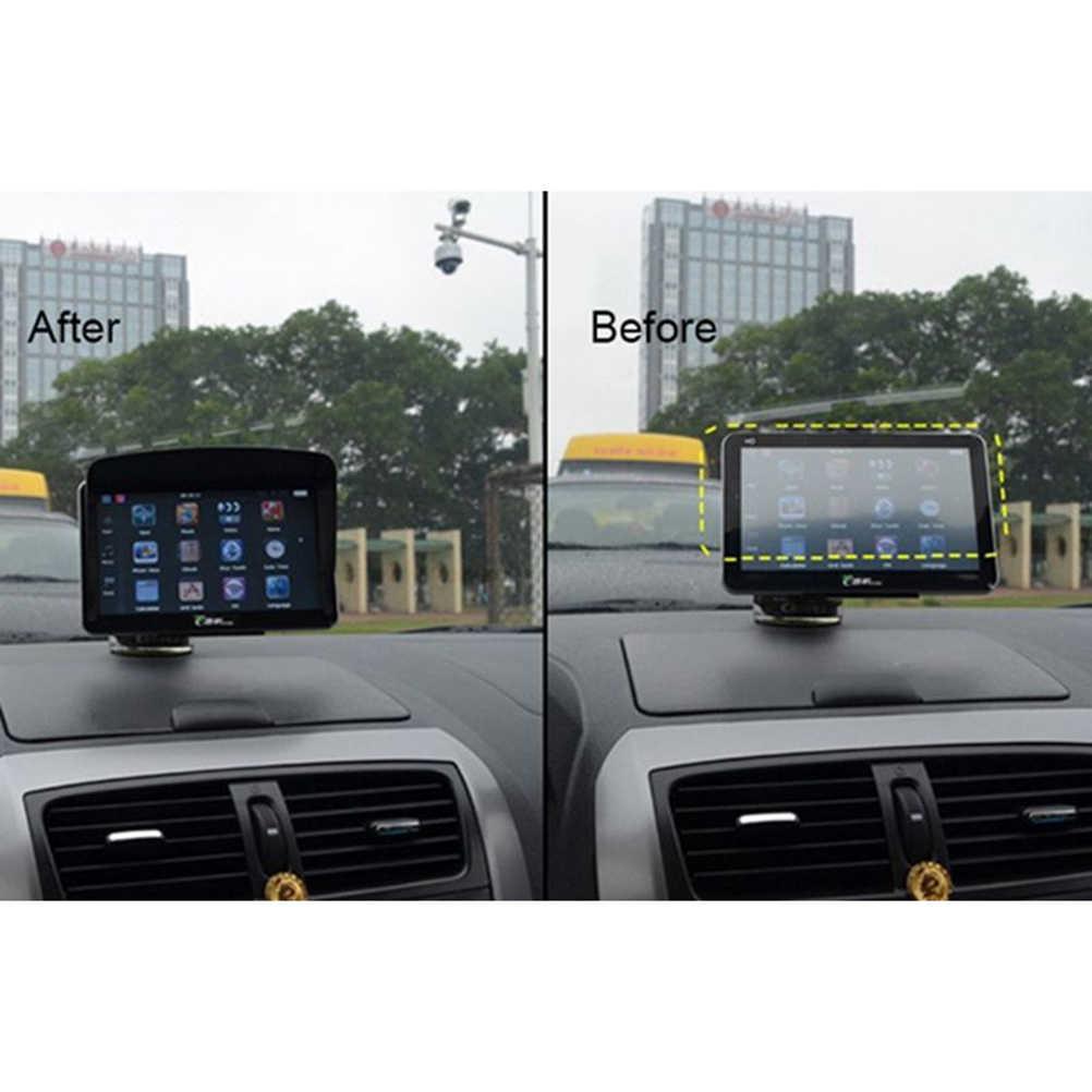 新 7 インチユニバーサルアンチグレアサンシェードタブレット PC 車の Gps ナビゲーションサンシェード