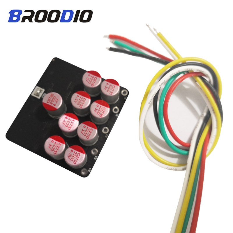1A 3A 5A 6A Balance Li-ion Lifepo4 LTO Lithium Battery Active Equalizer Energy Transfer Balancer Board Capacitor BMS 3S 4S 5S 7S