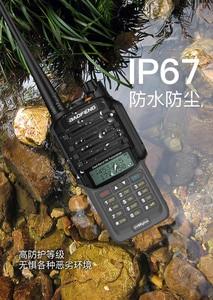 Image 2 - 2pcs high Power 10w Baofeng UV 9R plus Waterproof walkie talkie two way radio ham radio cb radio comunicador рация