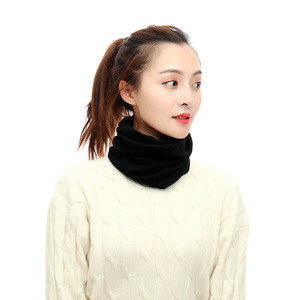 Image 5 - New Design Fashion Unisex Winter Autumn Warm Ring Bandana Scarf Knitting Men Headband Wome Face Mask Camouflage Multifunction