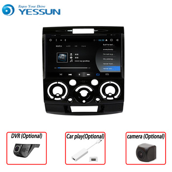 Yessun For Mazda BT 50 Android Multimedia Player System Car Radio Stereo GPS Navigation Audio Video
