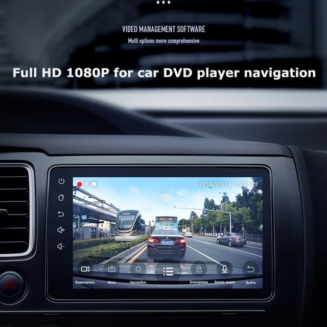 Car Dvr Dash Cam Video Recorder 1080P Dashcam Dash Camera Car USB DVR ADAS android Car recorder Night Version Auto Recorder 2