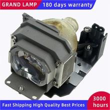 LMP E190 Compatible lampe de projecteur avec boîtier pour Sony VPL EX50/VPL EX5/VPL ES5/VPL EW5 projecteurs HAPPY BATE