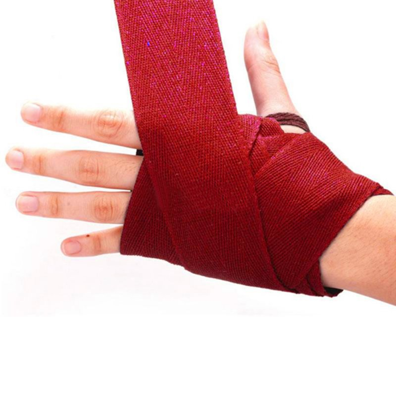 Hand Wraps BOXING Red
